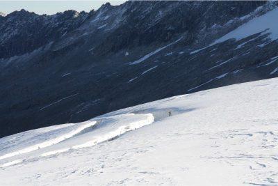 Gletscherspalten Grossvenediger