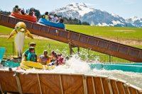 Wild-Raft-Familienland-Pillerseetal   Wellness Chalet Kitzbüheler Alpen